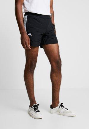 VONNE - Teplákové kalhoty - black
