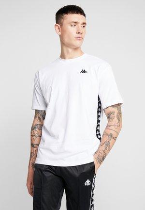 VAMPIR - T-shirt con stampa - white