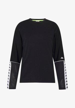 GAJUS - Maglietta a manica lunga - caviar