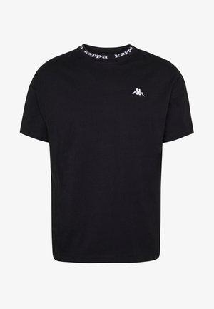 GAIROS - Camiseta estampada - caviar
