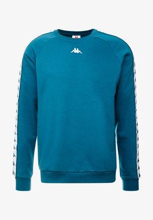 FELIX - Sweatshirt - blue coral