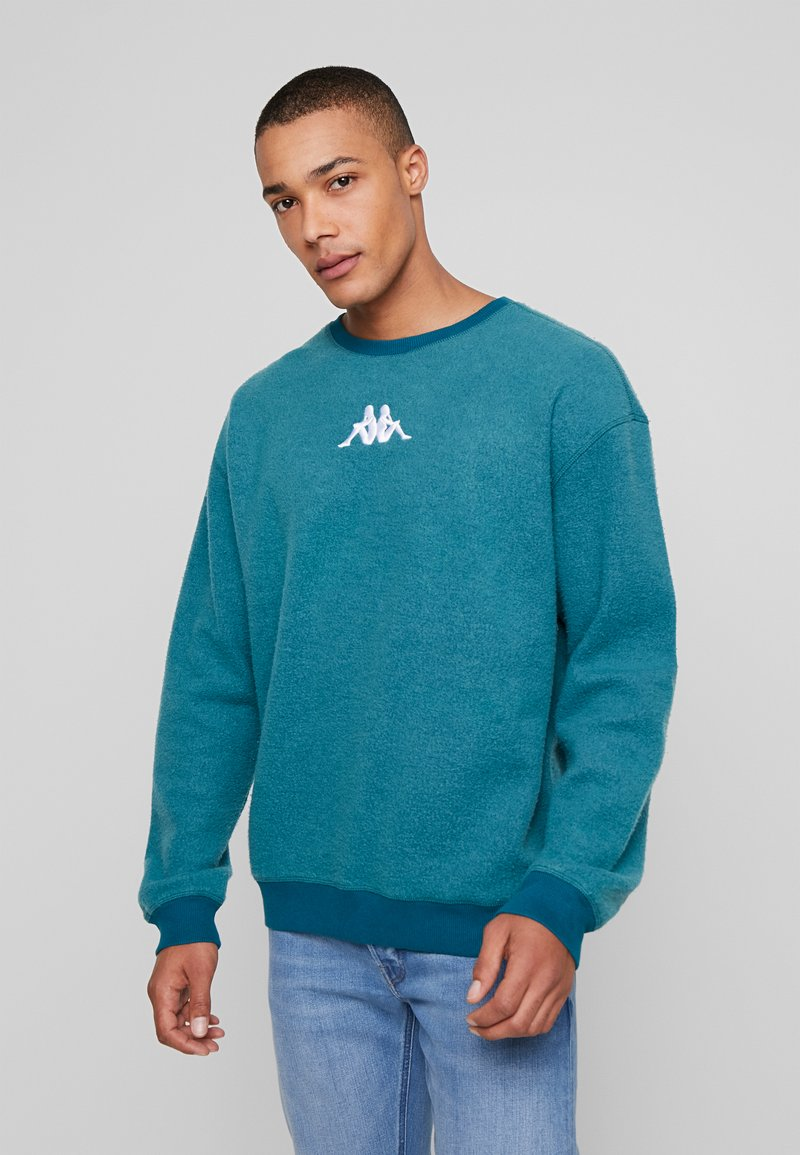 Kappa - FIONN - Sweatshirt - blue coral