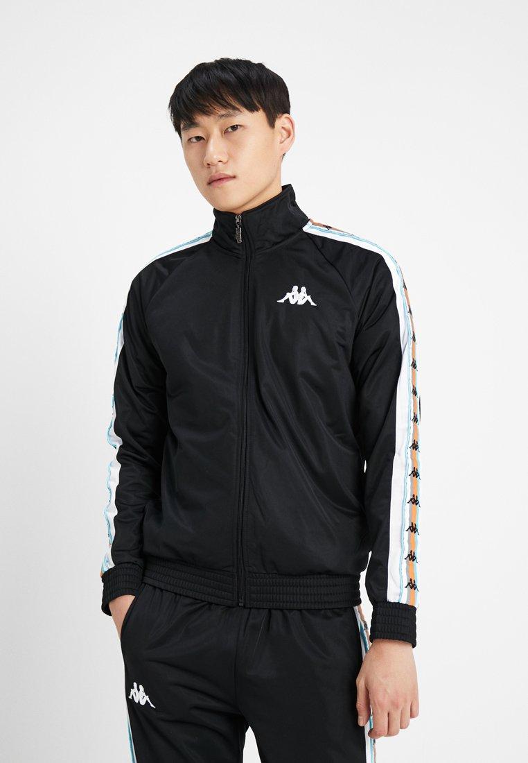 Kappa - Training jacket - black