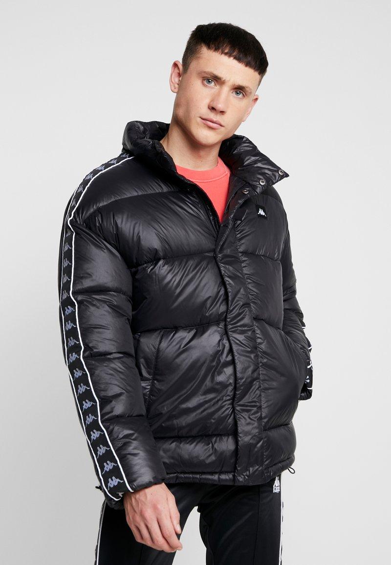 Kappa - FABIANUS - Winter jacket - caviar