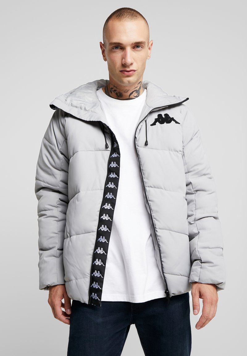 Kappa - FARREL - Winter jacket - flint gray