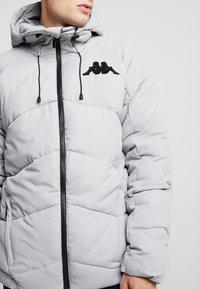 Kappa - FARREL - Winterjas - flint gray - 5