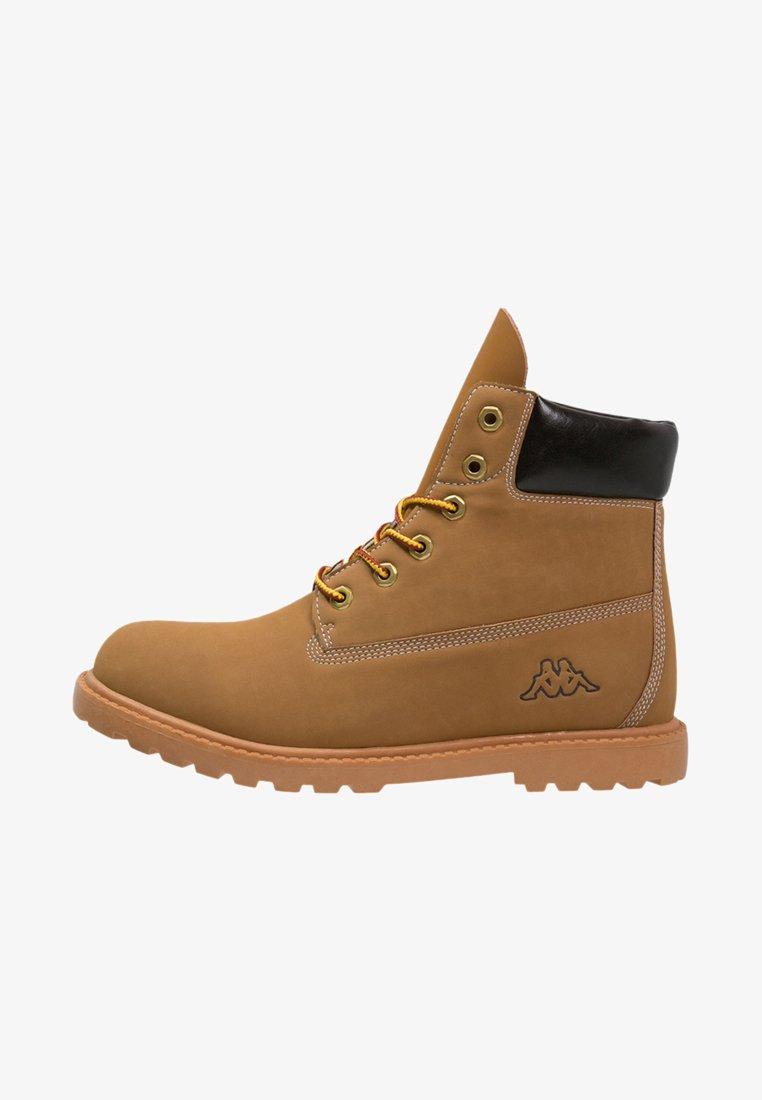 Kappa - KOMBO MID - Zapatillas de senderismo - beige/brown
