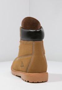 Kappa - KOMBO MID - Outdoorschoenen - beige/brown - 3