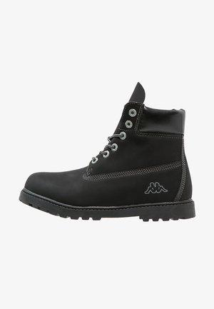 KOMBO MID - Zapatillas de senderismo - black/grey