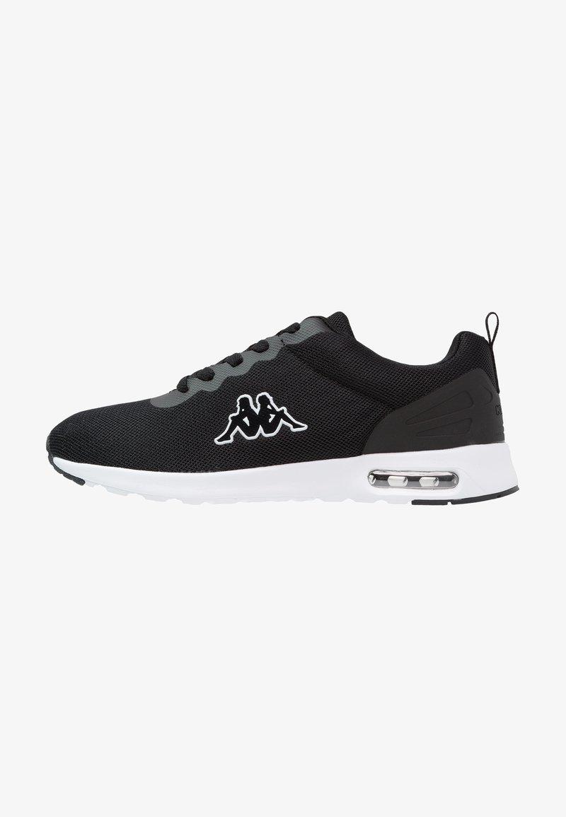 Kappa - CLASSY  - Sports shoes - black/white