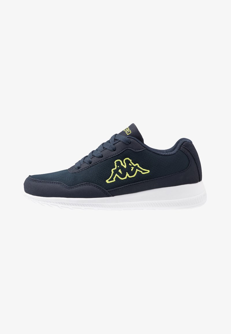 Kappa - FOLLOW - Trainings-/Fitnessschuh - navy/lime