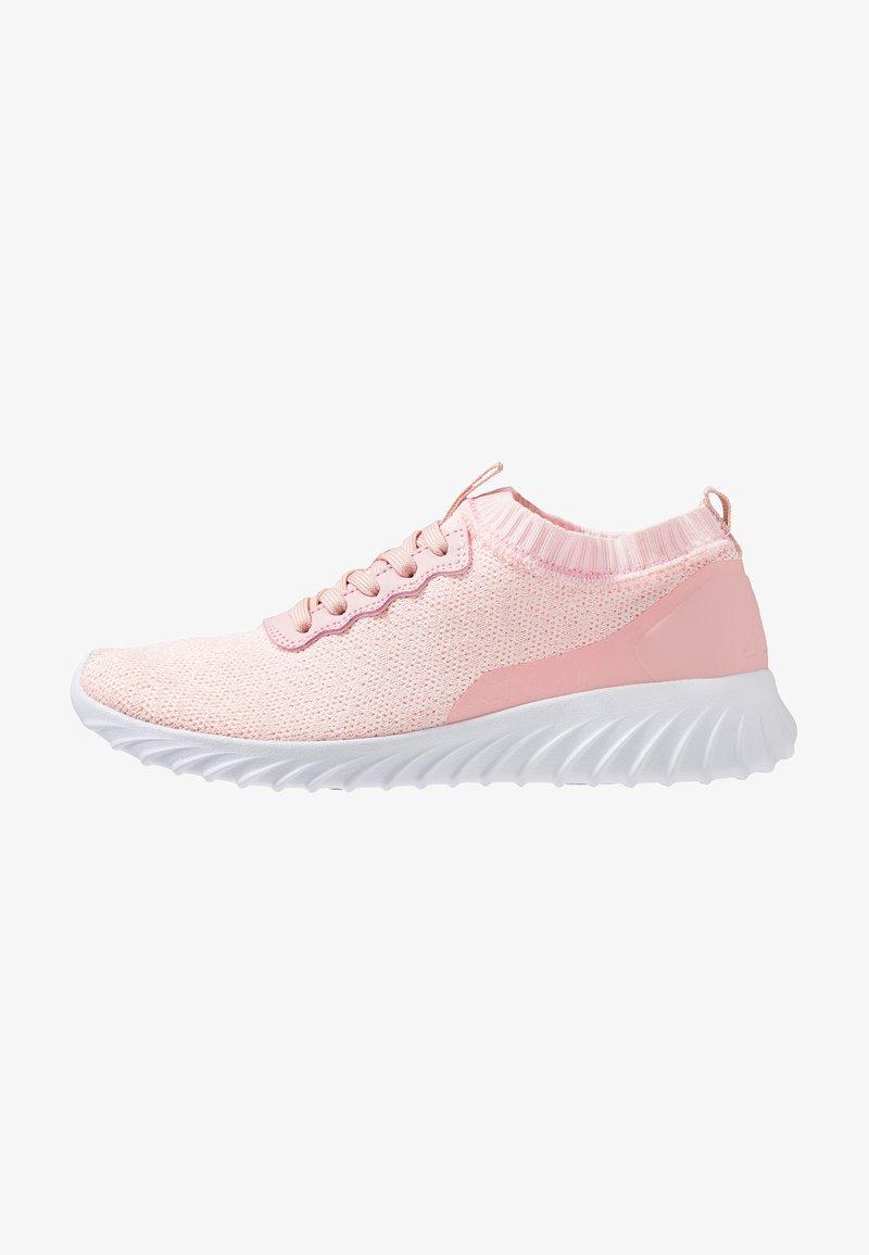 Kappa - MEMNI - Gym- & träningskor - rosé/white