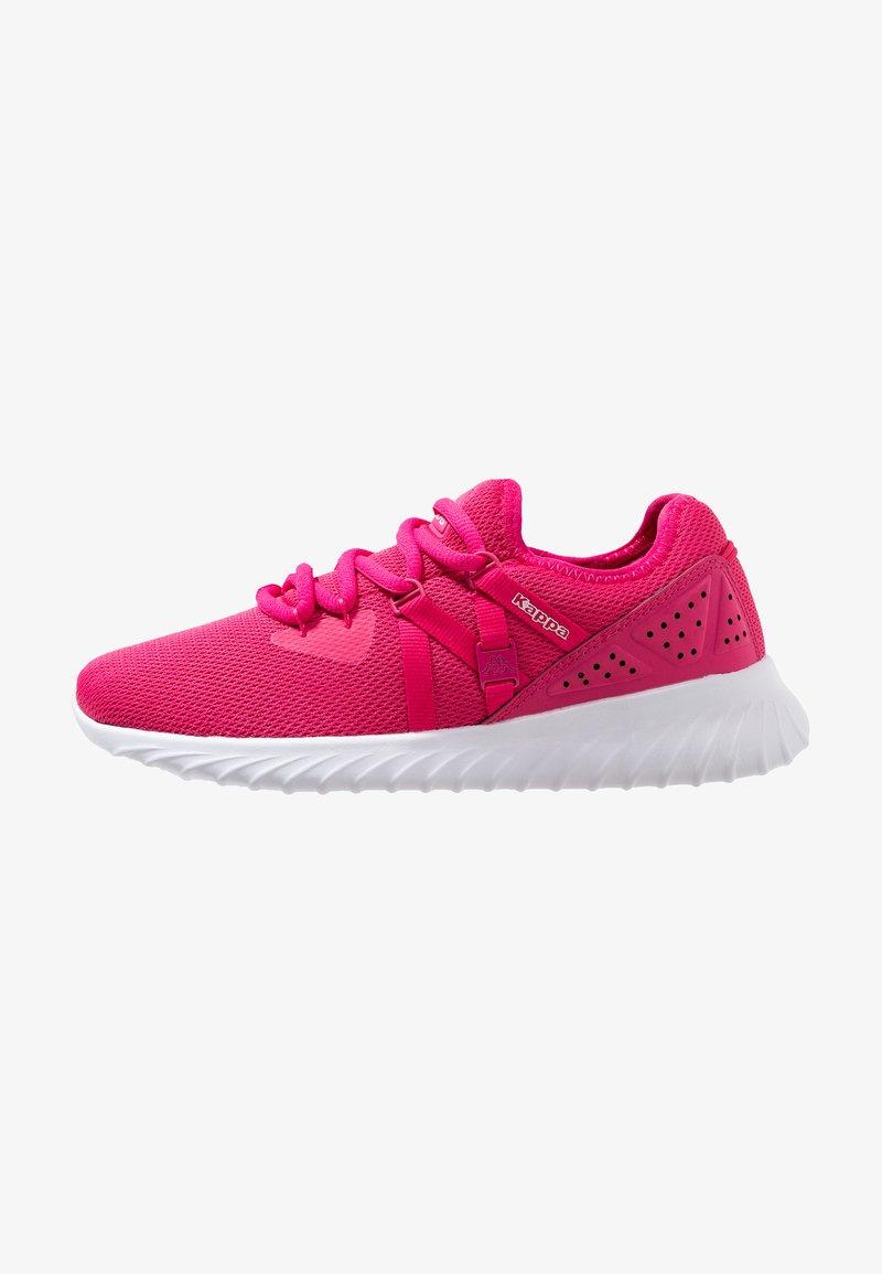 Kappa - SOMMAR - Scarpe da fitness - pink/white