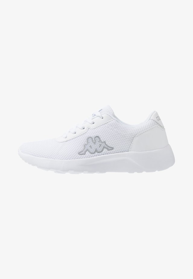 TUNES - Sports shoes - white