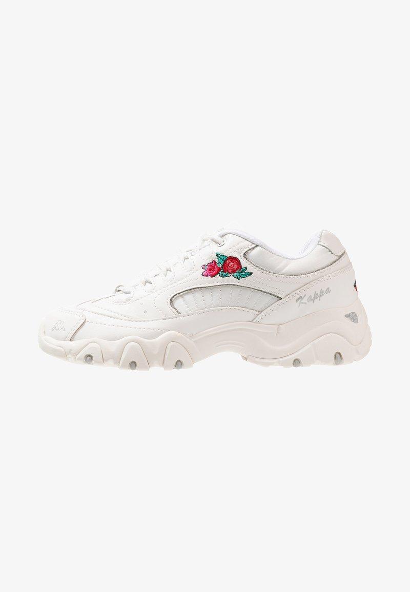 Kappa - FELICITY ROMANCE - Sportovní boty - white