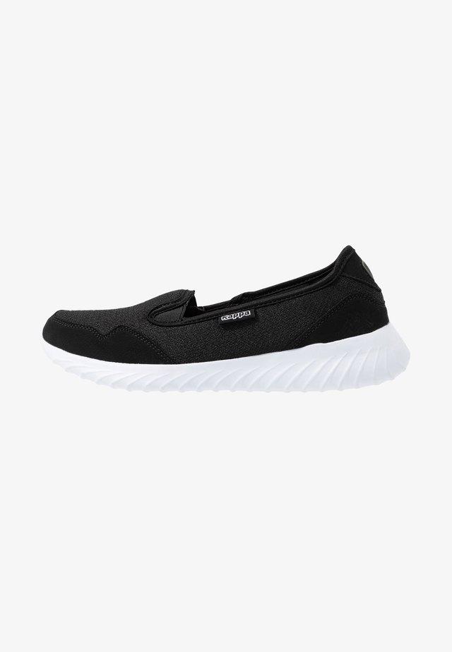BREHANE - Sportovní boty - black/white