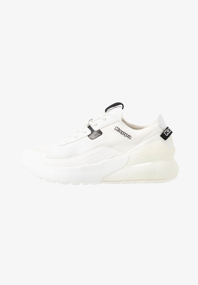 DOOLIN - Sports shoes - white/black