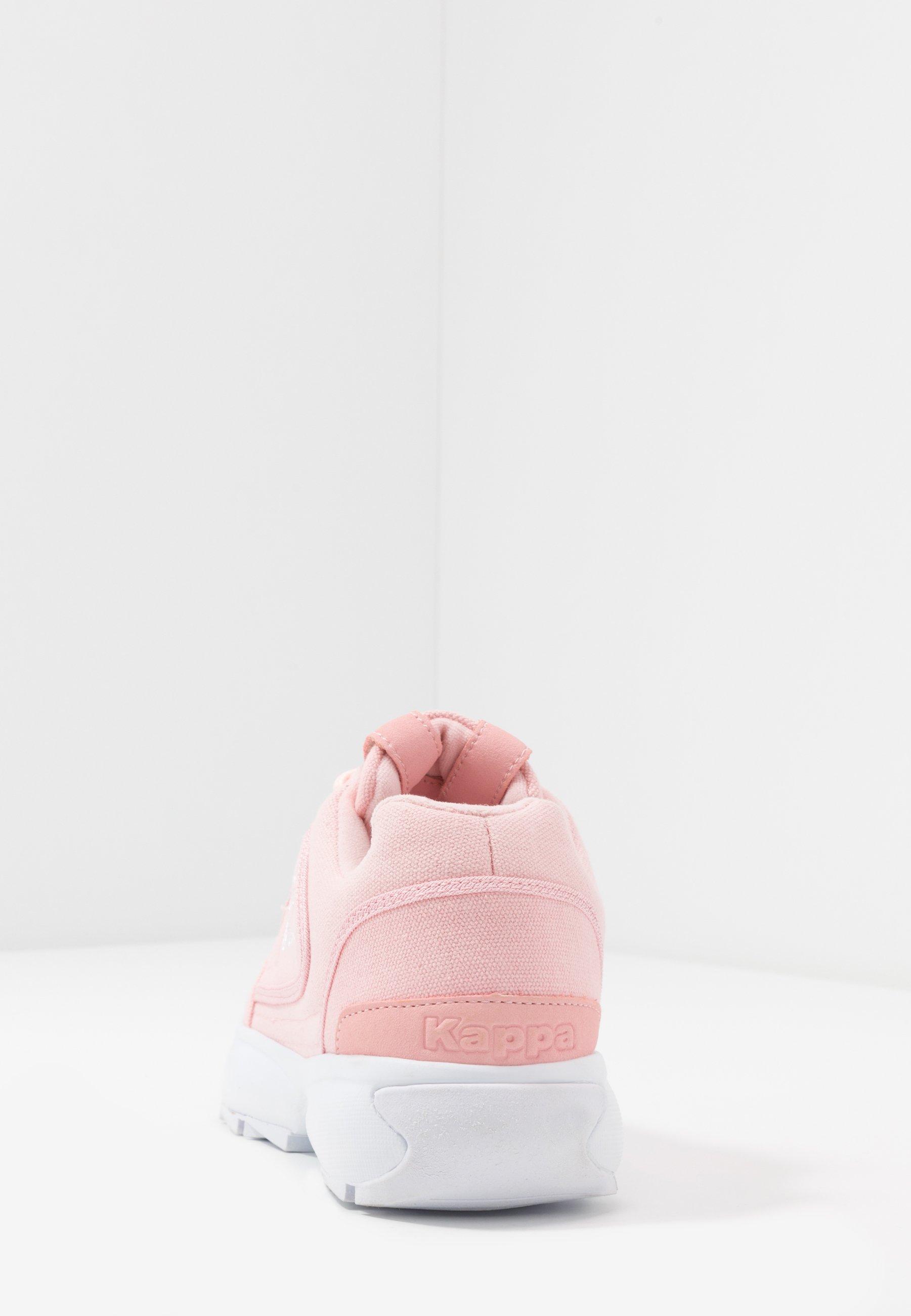 Kappa RAVE SUN - Scarpe da fitness - rosé/white fKK5usrl