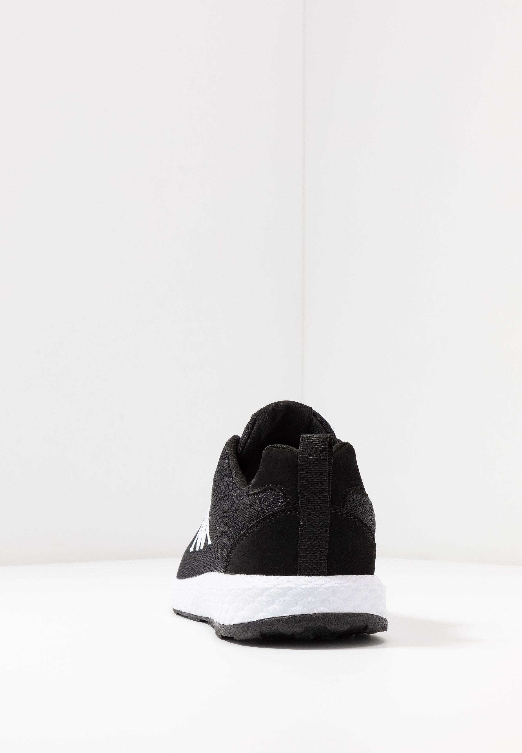 Kappa BANJO 1.2 - Obuwie treningowe - black/white
