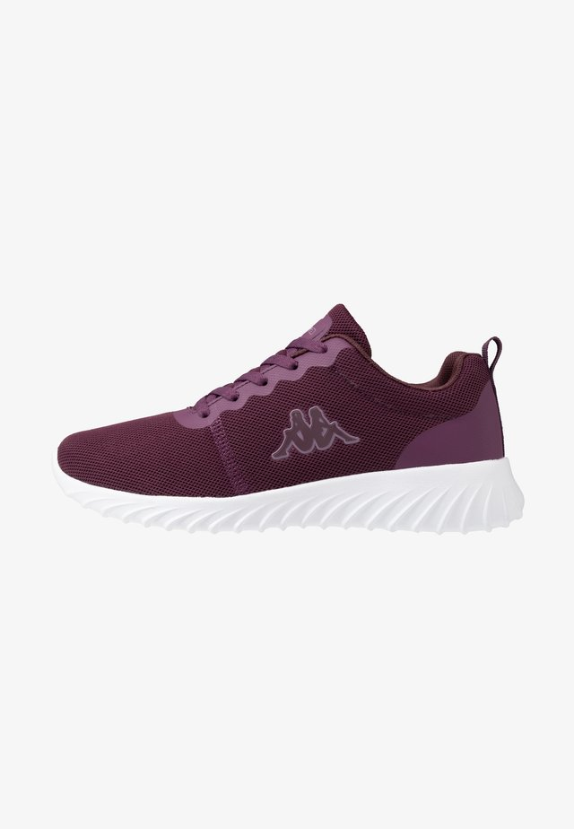 Trainings-/Fitnessschuh - purple/white