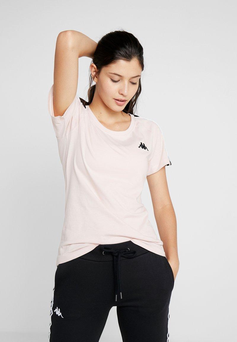 Kappa - FIMRA - T-Shirt print - sepia rose