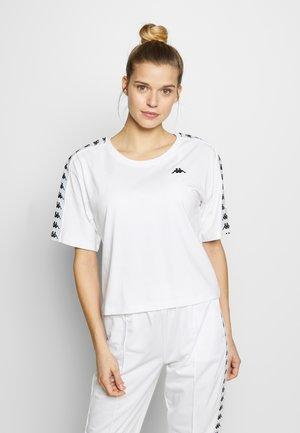 GLANDA - Print T-shirt - bright white