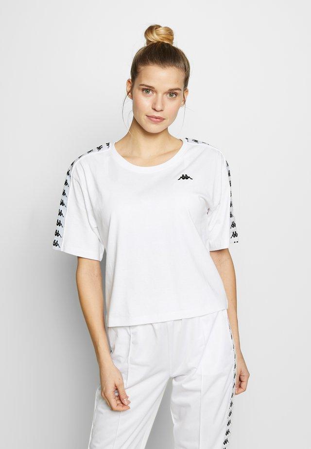 GLANDA - T-shirts print - bright white
