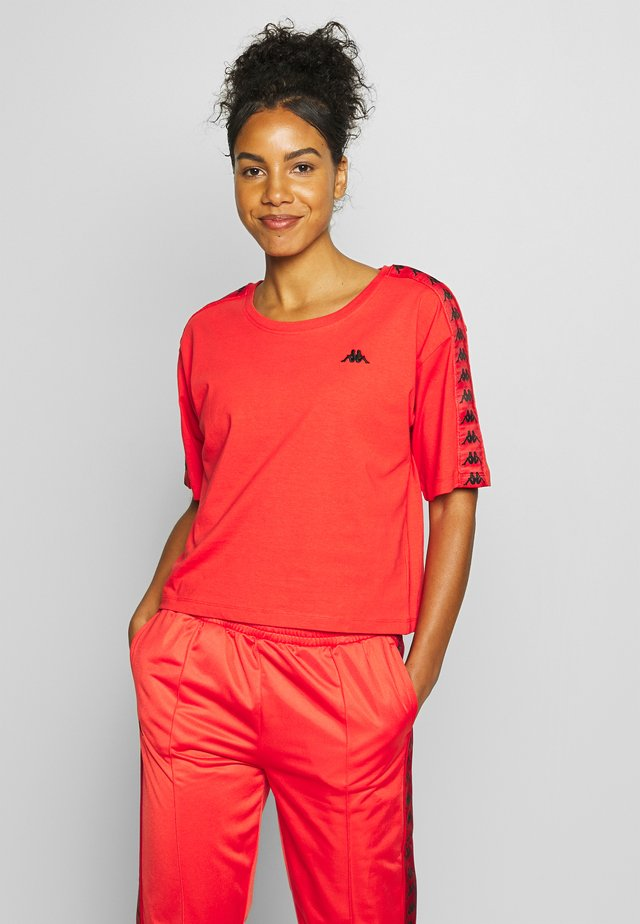 GLANDA - T-Shirt print - poppy red