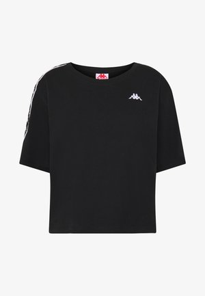GLANDA - T-shirt z nadrukiem - caviar