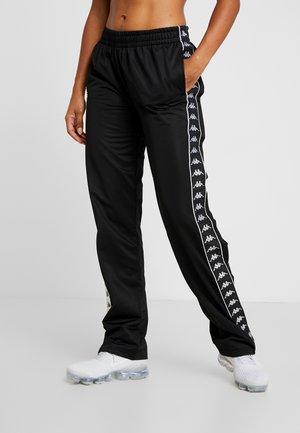 EMILY - Spodnie treningowe - black
