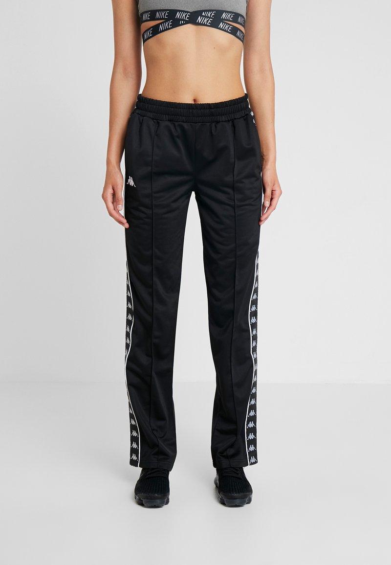 Kappa - FATIMA - Pantalones deportivos - caviar