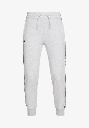 GEELKE - Teplákové kalhoty - grey melange