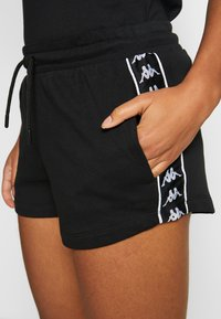 Kappa - GOODJE - Sports shorts - caviar - 4