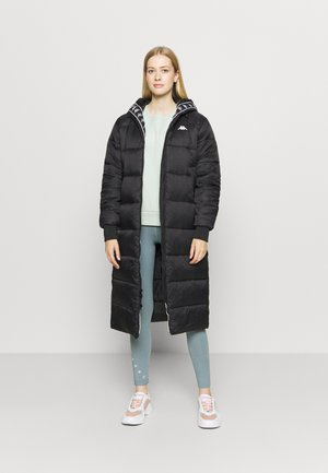 HEDITH - Winter coat - caviar