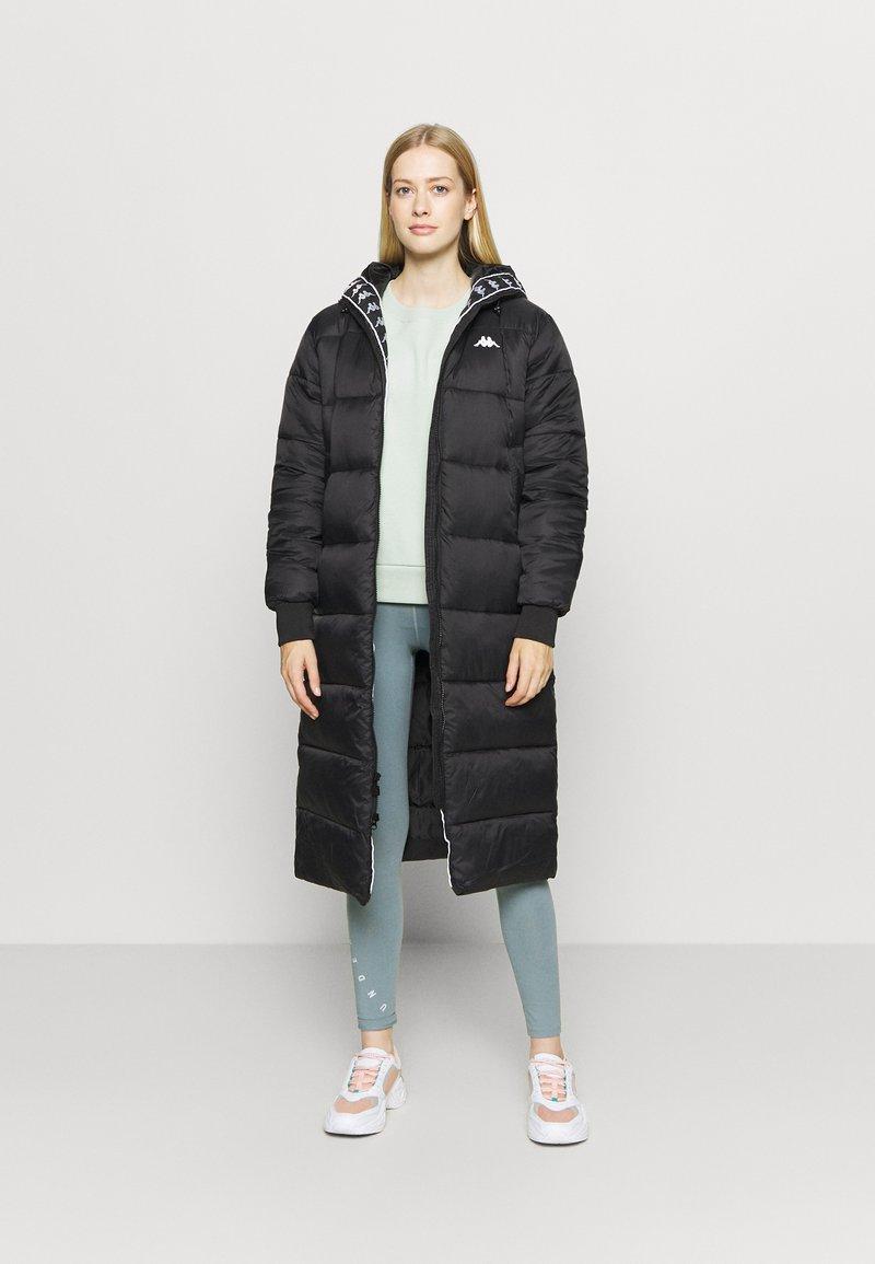 Kappa - HEDITH - Winter coat - caviar