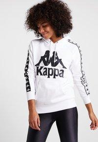 Kappa - E AND A - Luvtröja - white - 0