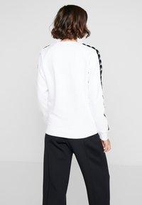 Kappa - FELICIENNE - Sweatshirts - bright white - 2