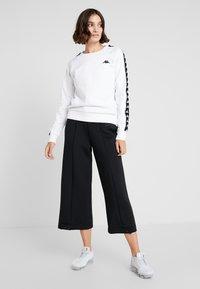 Kappa - FELICIENNE - Sweatshirts - bright white - 1