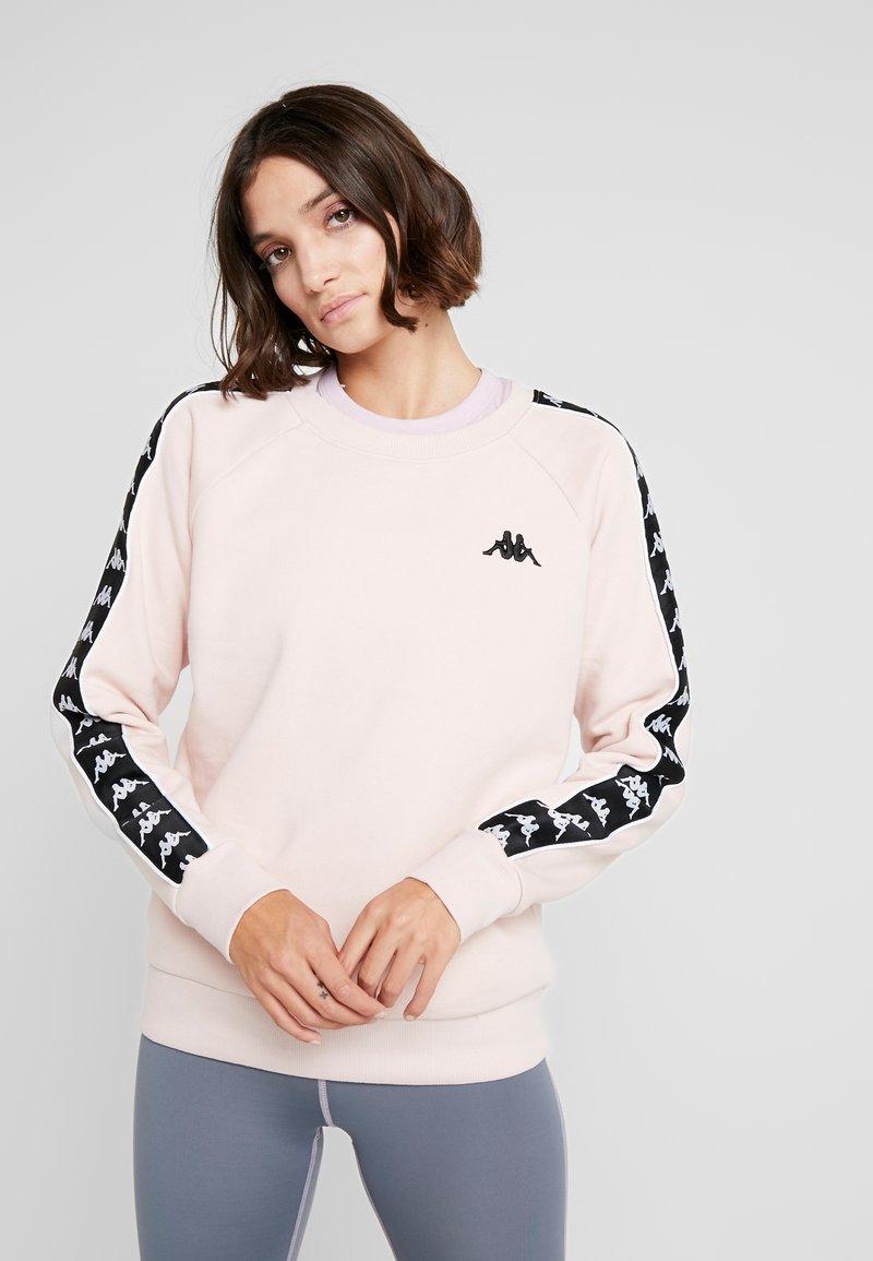 Kappa - FELICIENNE - Sweatshirt - sepia rose
