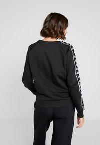 Kappa - FELICIENNE - Sweatshirt - caviar - 2