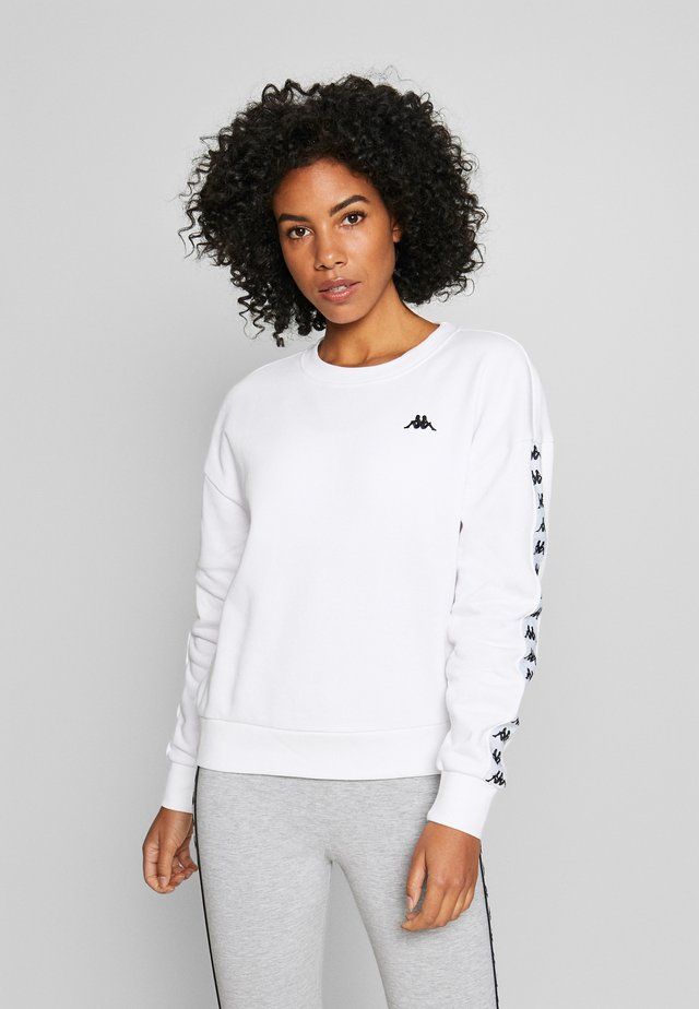 GODJA - Sweatshirt - bright white