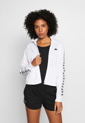 GEILLIS - Training jacket - bright white