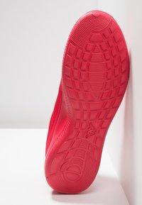 Kappa - FOLLOW - Zapatillas de entrenamiento - red/white - 4