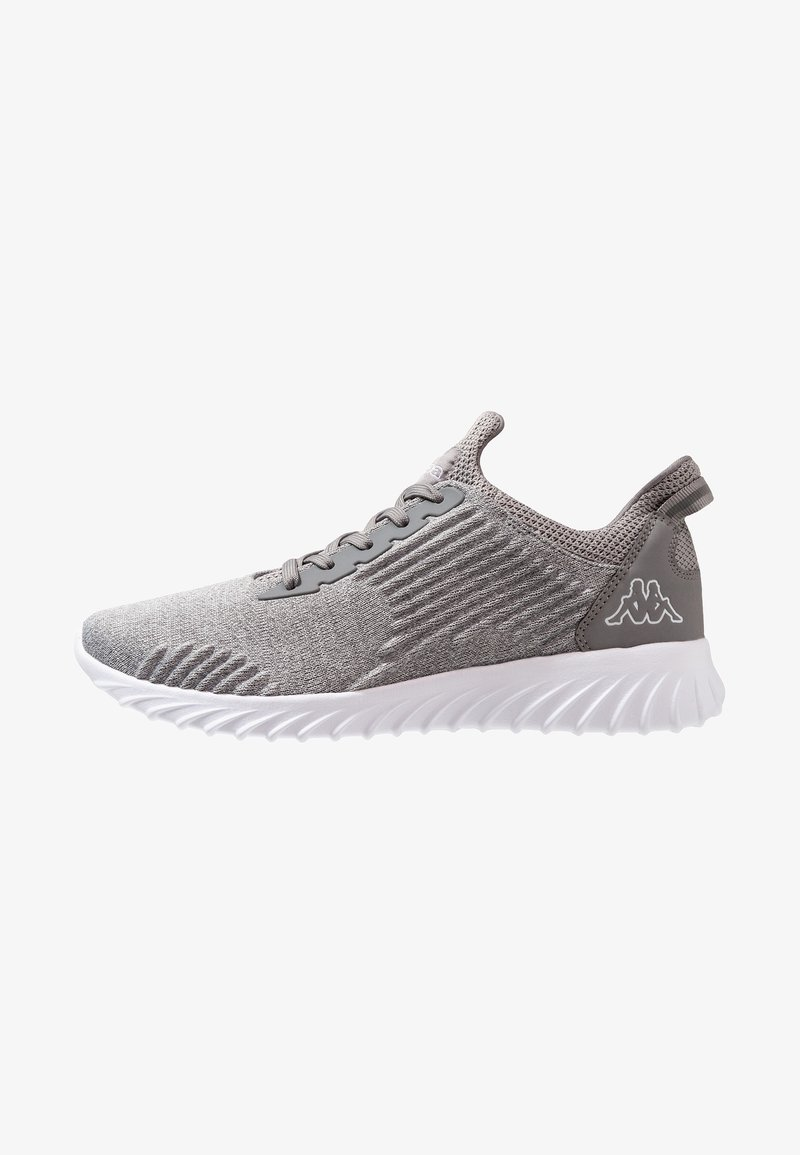 Kappa - IRONIC - Trainings-/Fitnessschuh - grey/white