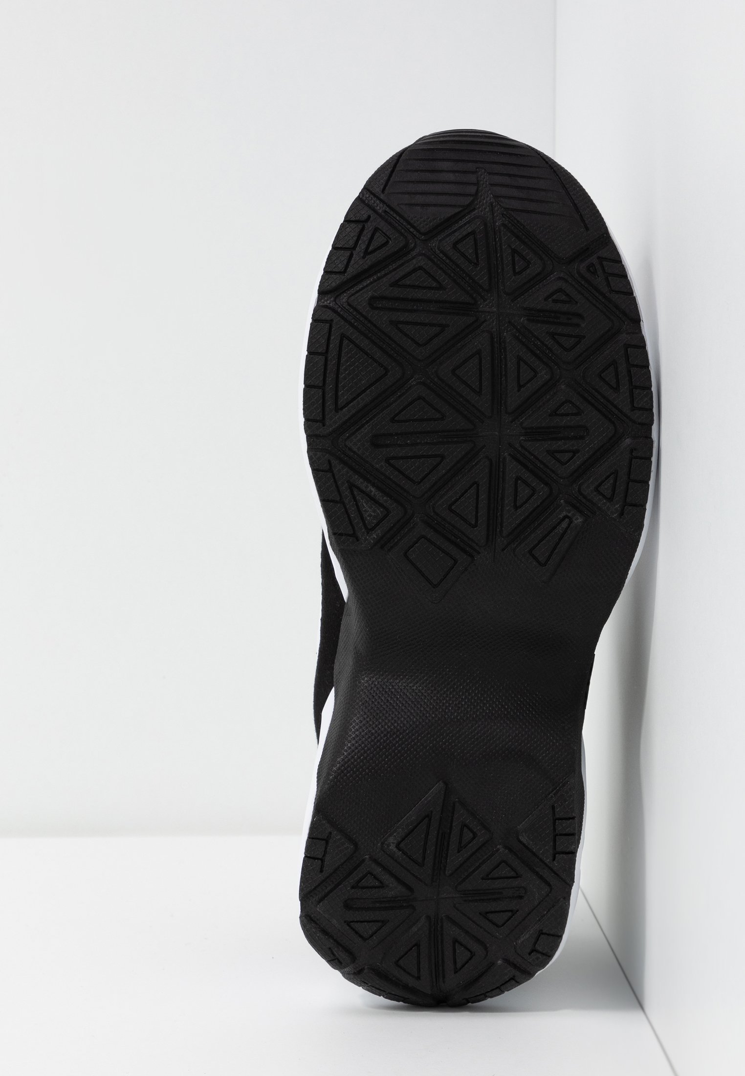 Kappa OVERTON - Obuwie treningowe - white/black