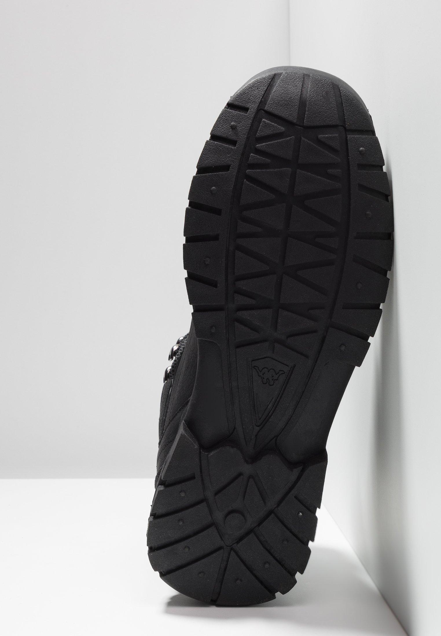 Kappa Dolomo - Hikingschuh Black/grey Black Friday