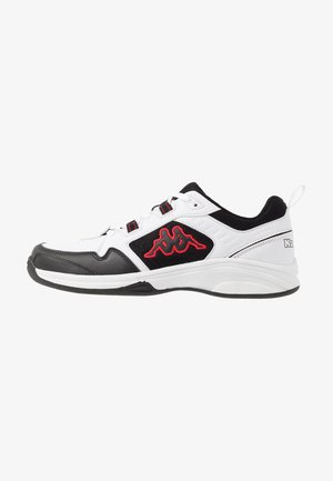 CURGAN - Zapatillas de entrenamiento - white/black