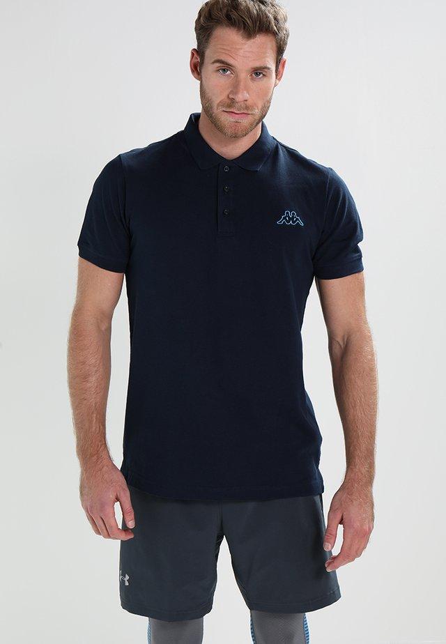PELEOT - Poloshirt - navy