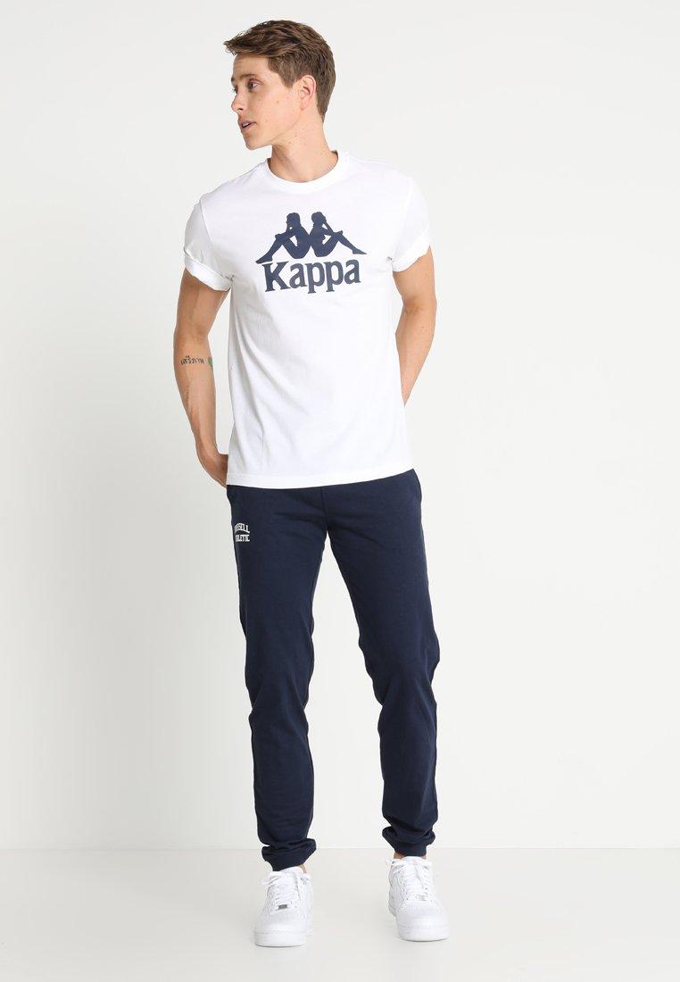 Kappa Caspar - T-shirt Imprimé White