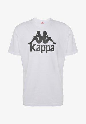 CASPAR - Camiseta estampada - bright white